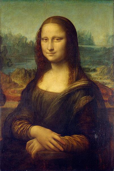 Mona Lisa van Leonardo da Vinci