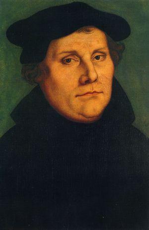 Maarten Luther 1483 - 1546