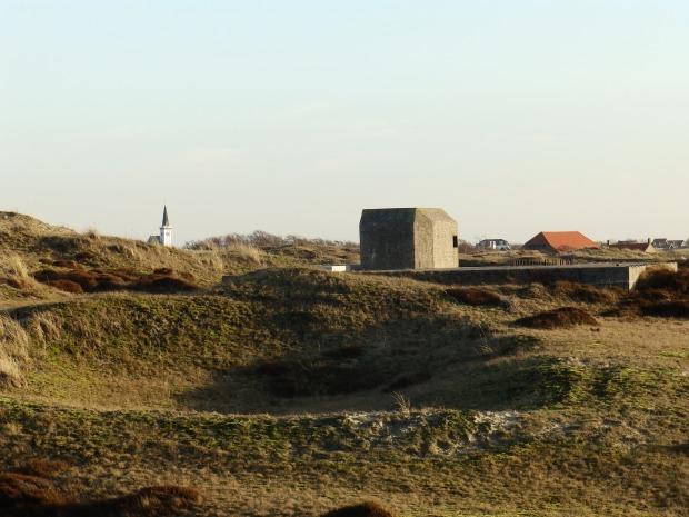 Bunker Kerkje Den Hoorn
