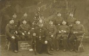 Kerst 1914