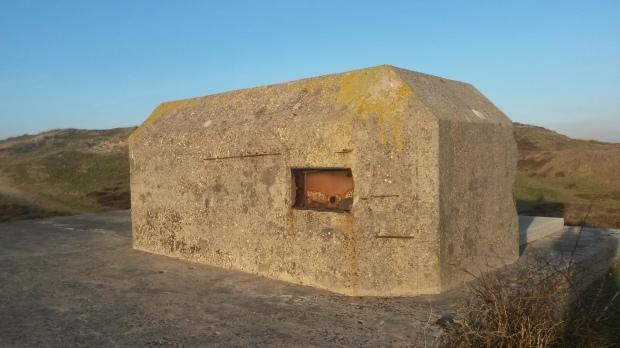 Bunkers op Texel 1