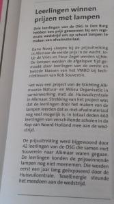 project verlicht milieu
