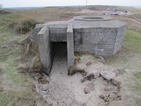 Vuurtoren Texel Bunker 4