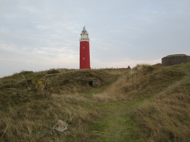 Vuurtoren Texel bunker 1