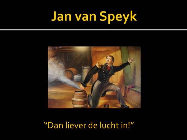 Jan van Speyk
