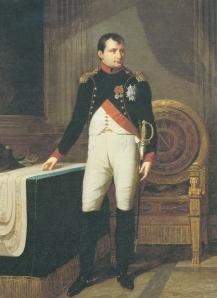 Plaatje van Napoleon