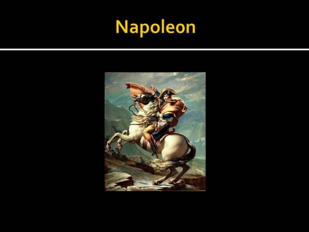 Napoleon plaatje