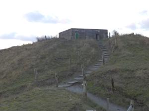 bunkers tweede wereldoorlog texel