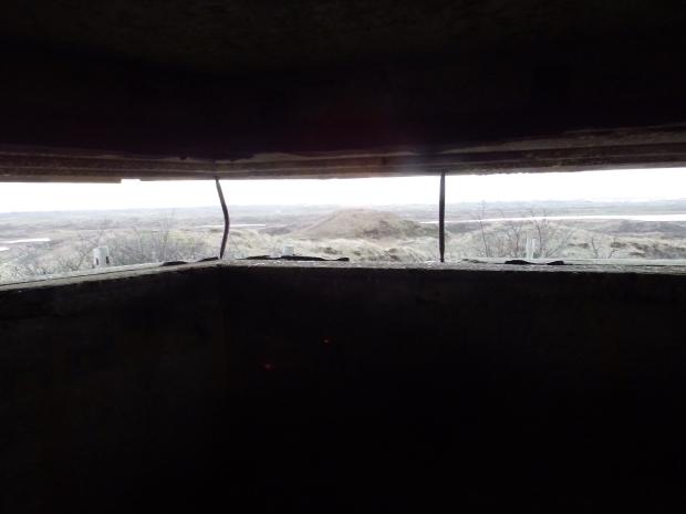 Uitzicht Bunker Texel
