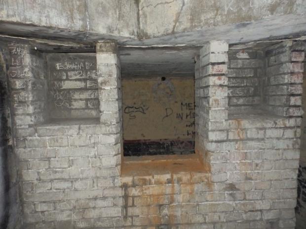 Bunker Texel Binnenkant 2