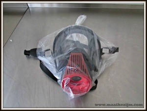 brandweer masker 1