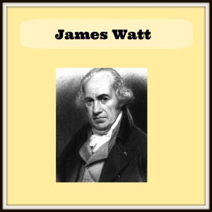 james watt stoommachine