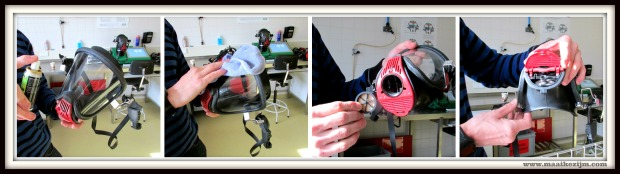 onderhoud masker