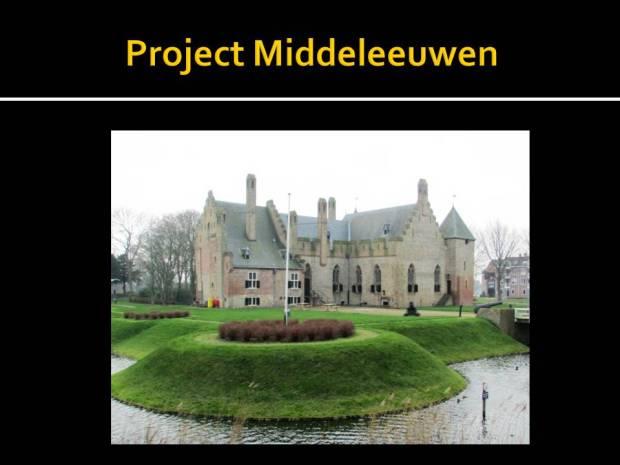 Project Middeleeuwen