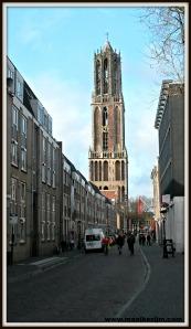 De Dom in Utrecht.