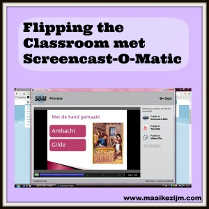 Flipping the Classroom