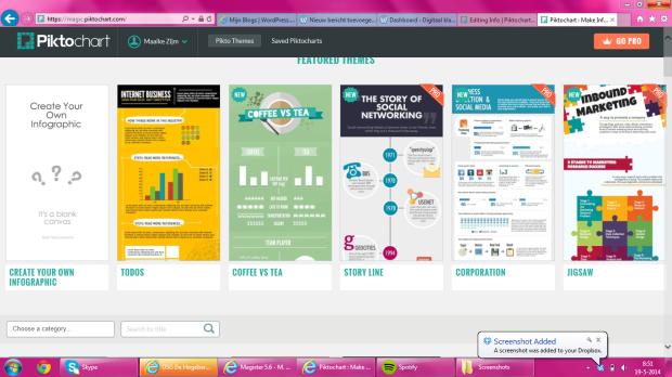 hoe maak je een infographic 3