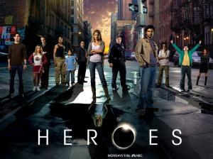 Ik geloof dat ik alle afleveringen al minstens 2 keer gezien heb. Maar vandaag zijn we weer opnieuw begonnen met het kijken van Heroes. Blijft een super serie!