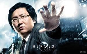 Oeps, alweer bijna het hele eerste seizoen van Heroes afgekeken binnen een paar dagen tijd.