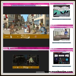 Twee nieuwe toevoegingen aan games: Dieven in de tijd en Lakenmarkt in Den Bosch