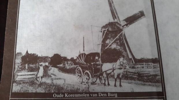 Molen - Den Burg