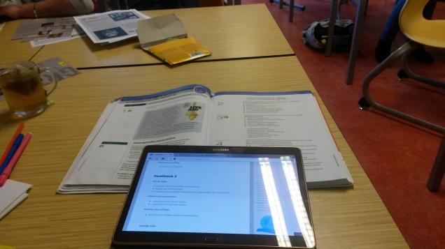 Samsung tablet onderwijs