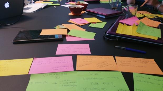 Van welke tools maak je gebruik bij het voorbereiden of nabespreken van je lessen?