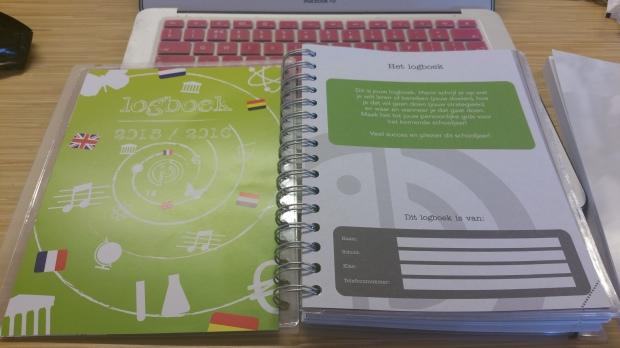 KED kunskapsskolan logboek