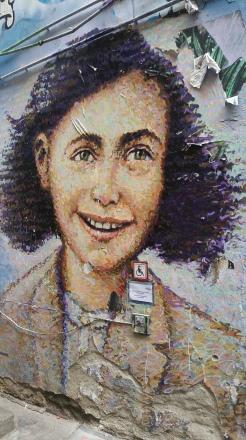 Anne Frank - Berlijn - Zentrum