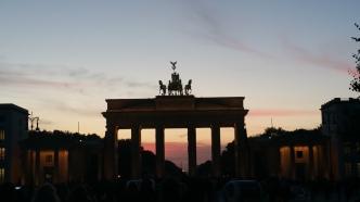 Berlijn - Brandenburgertor