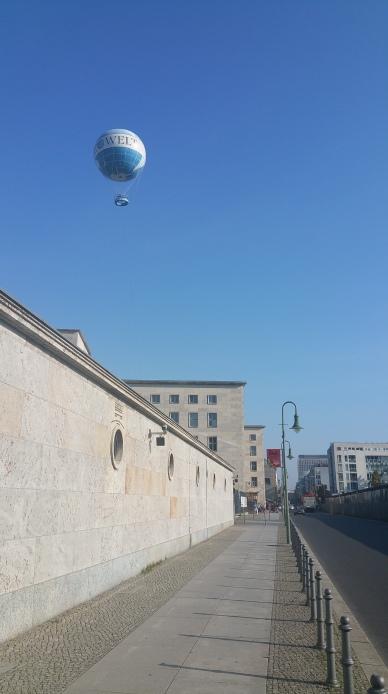 Luchtballon Berlijn